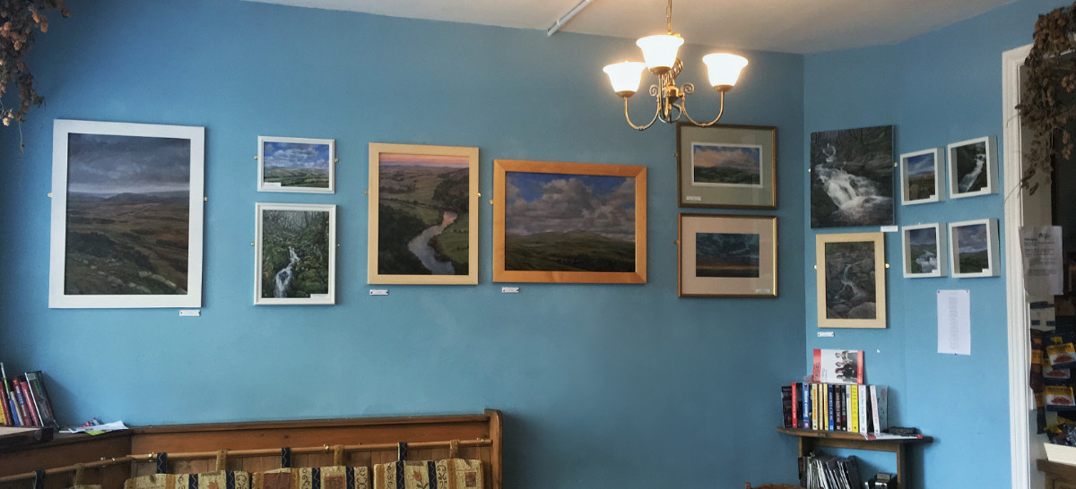 Arvon Ale House Art Exhibitions