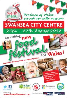 swansea food festival wales