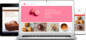Welsh Food website design packages